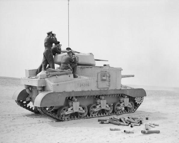 Grant tank