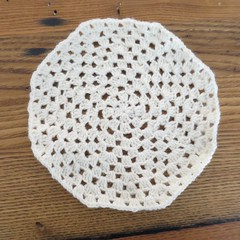 Iron Craft '14 Challenge #6 - Crocheted Bowl