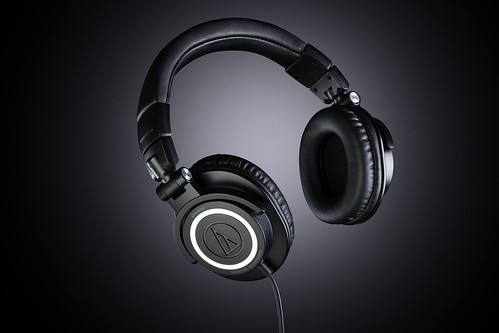 Audiotechnica Headphones