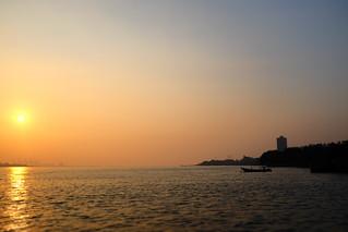 Damshui Sunset