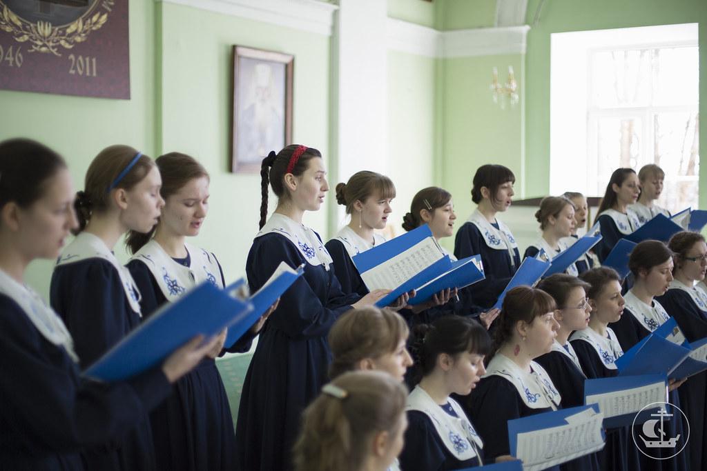 10 апреля 2014, Экзамен по дирижированию / 10 April 2014, Exam Faculty of the Regency