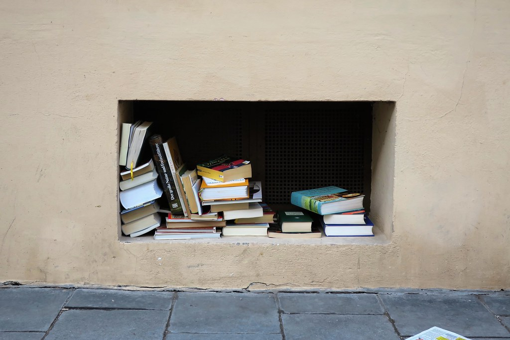 Outdoor Library