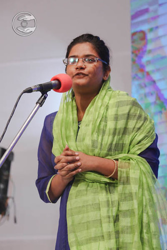 Sandhya from Chennai, Tamil Nadu, expresses her views