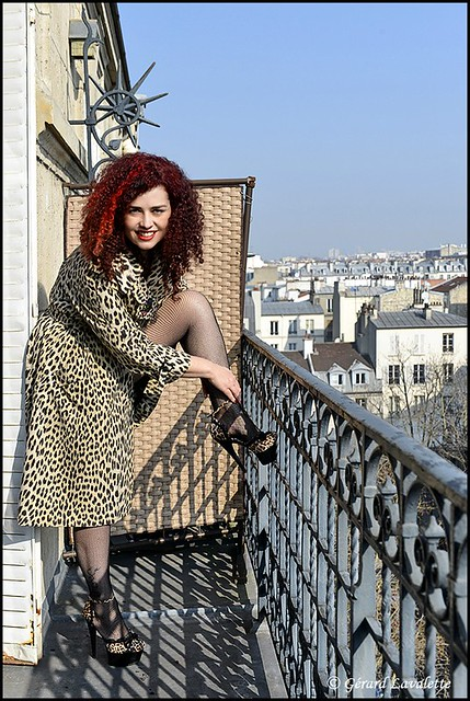 Le balcon