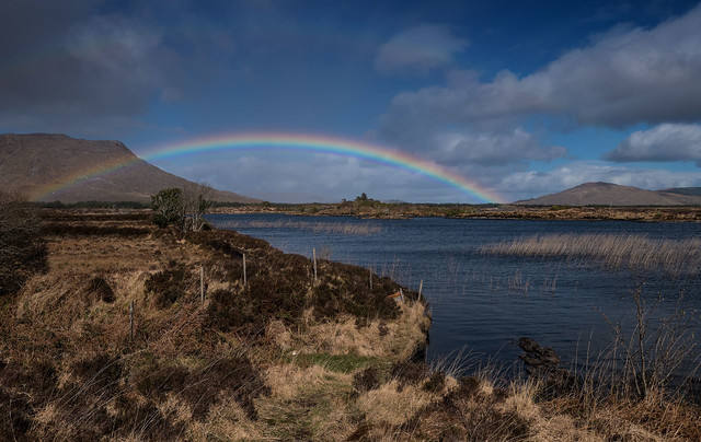 Connemara Rainbow, Fujifilm X-T2, XF10-24mmF4 R OIS