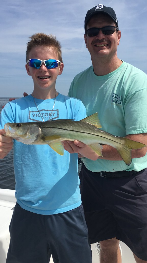 Spring Breakers Charter Fishing