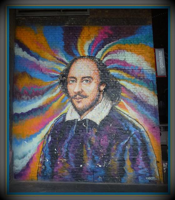 Shakespeare by JimmyC., Panasonic DMC-TZ20