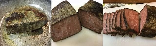 Anova roast beaf仕上げ