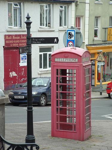 Market Square, Narberth SA67 7AU, UK