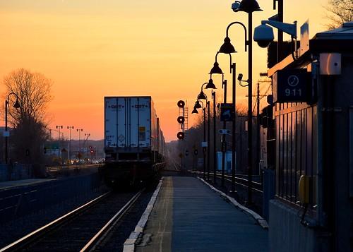 cp133 lachine montreal quebec train freighttrain cp canadianpacific vaudreuilsub piggyback tofc