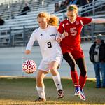 GHS JV Girls Soccer vs Strom 3.15.17 (SB)
