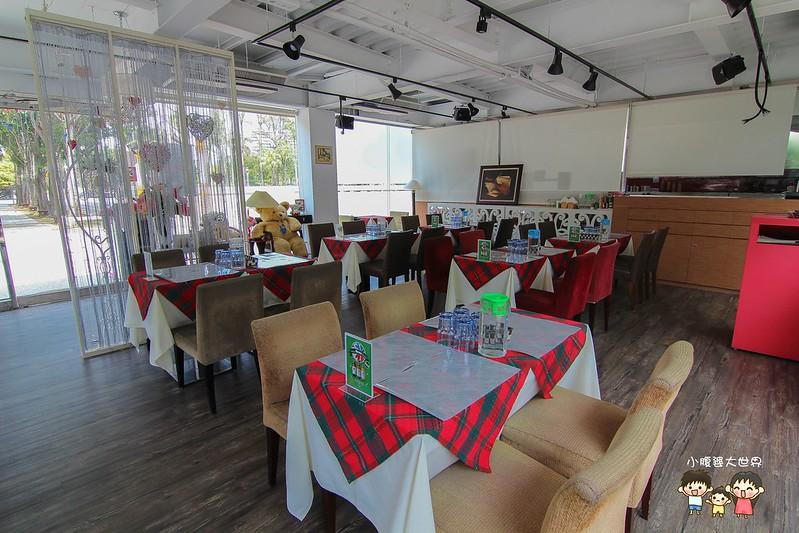 台中寵物親子友善餐廳 012
