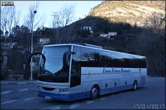 Van Hool  - SCAL (Société Cars Alpes Littoral) / Lignes Express Régionales Provence-Alpes-Côte-d'Azur - Photo of Digne-les-Bains