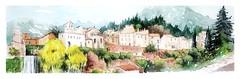 Saint Guilhem le désert - Languedoc - France