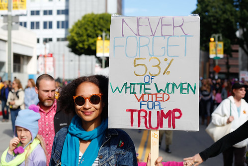 Los Angeles Women's March - January 2017 | by John-Michael Bond