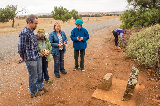 COP burra district field trip - mt bryan east - apr 2017 - 4220663