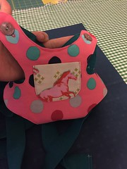Little things to sew bear carrier #2