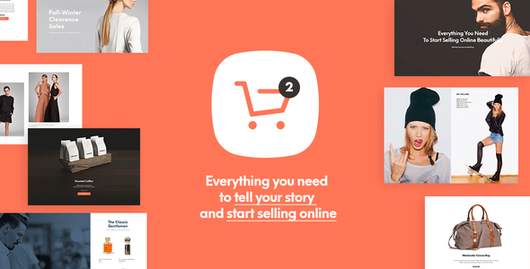 Shopkeeper v2.2.6 – eCommerce WP Theme for WooCommerce