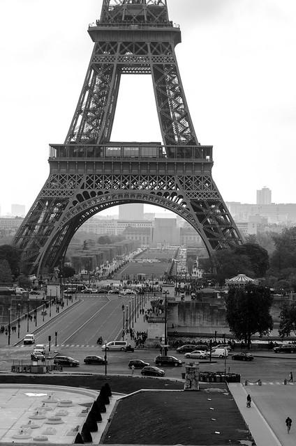 Eiffel, Nikon D7000, AF-S DX Nikkor 55-200mm f/4-5.6G ED VR II