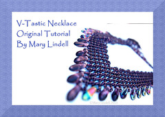 New Tutorial - V-Tastic Necklace