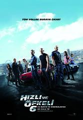 Hızlı ve Öfkeli 6 - Fast & Furious 6 (2013)