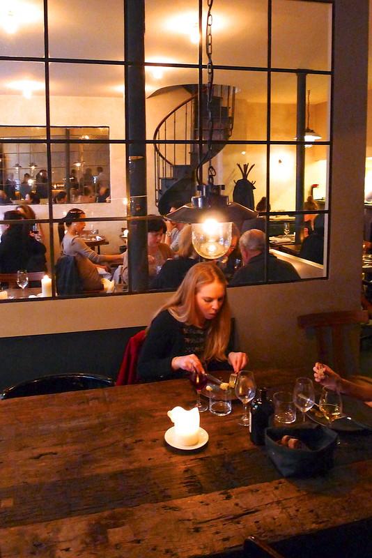 Restaurant septime un des meilleurs restaurants au monde for Miroir restaurant paris menu