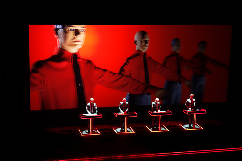 Kraftwerk live - Sydney Opera House Saturday 25/03/13 - 12