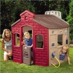 Outdoor Play School House