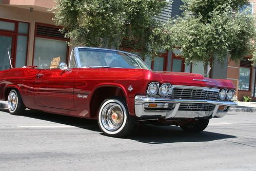 Red Impala Car