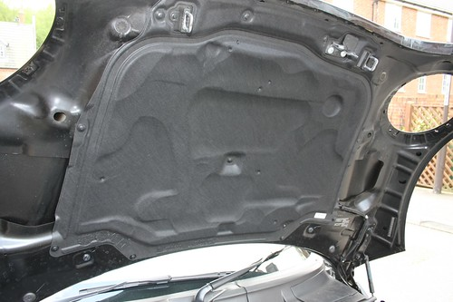 Under Hood Insulation : Insulation under hood page north american motoring