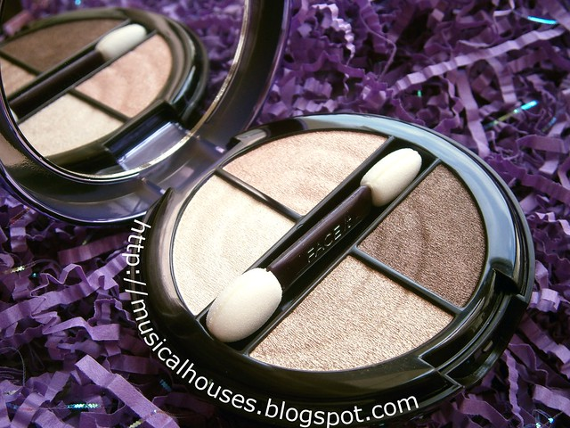 Face Shop Face It Designing Eye Shadow palette