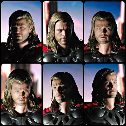 Thor_Chris Hemsworth portrait