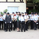 Juli 2011 - Marschieren Schützenfest Abbensen