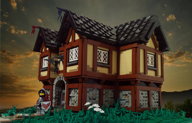 Guild House of Dragon's Bane