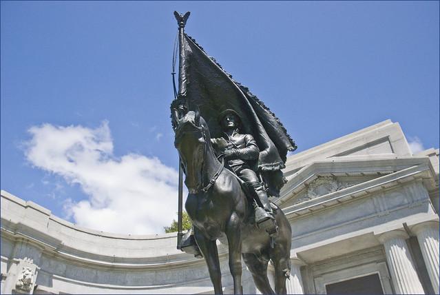 Iowa Memorial -- Vicksburg (MS) National Militry Park May 2013
