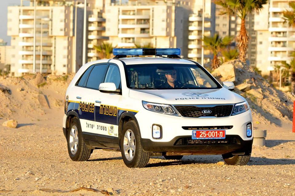 כולם חדשים Kia Police Car in Israel | Enjoy the photos of Kia police ca… | Flickr BH-15