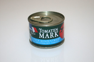 08 - Zutat Tomatenmark / Ingredient tomato puree