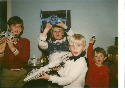 Ship Envy, 1983