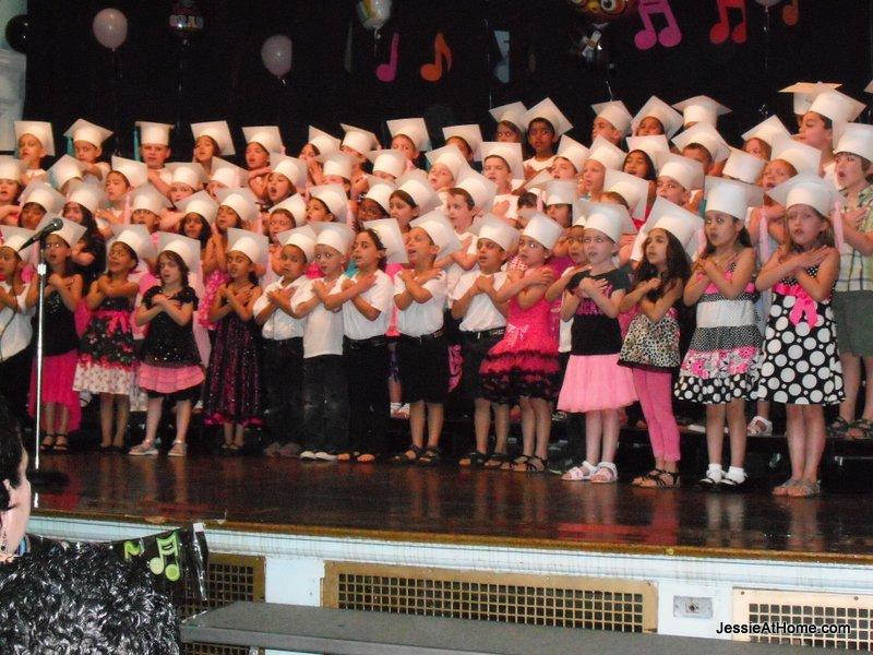 singing-kindergarten-graduation-June-2013