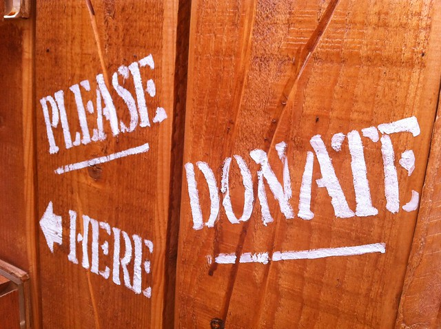 Please donate here from Flickr via Wylio