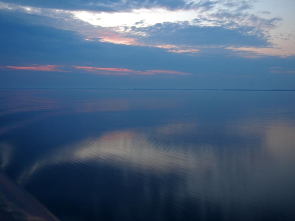 El río Volga cerca de la ciudad de Samara. Autor, Reasonable Excuse