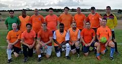 48 LRS vs 48 MDG Intamural Soccer Final - RAF Lakenheath