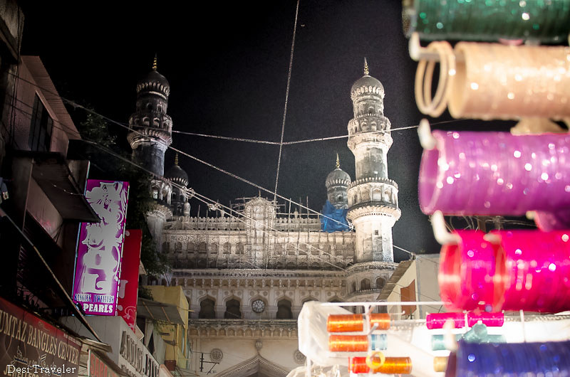 Ramazan Night Bazaar Charminar Hyderabad