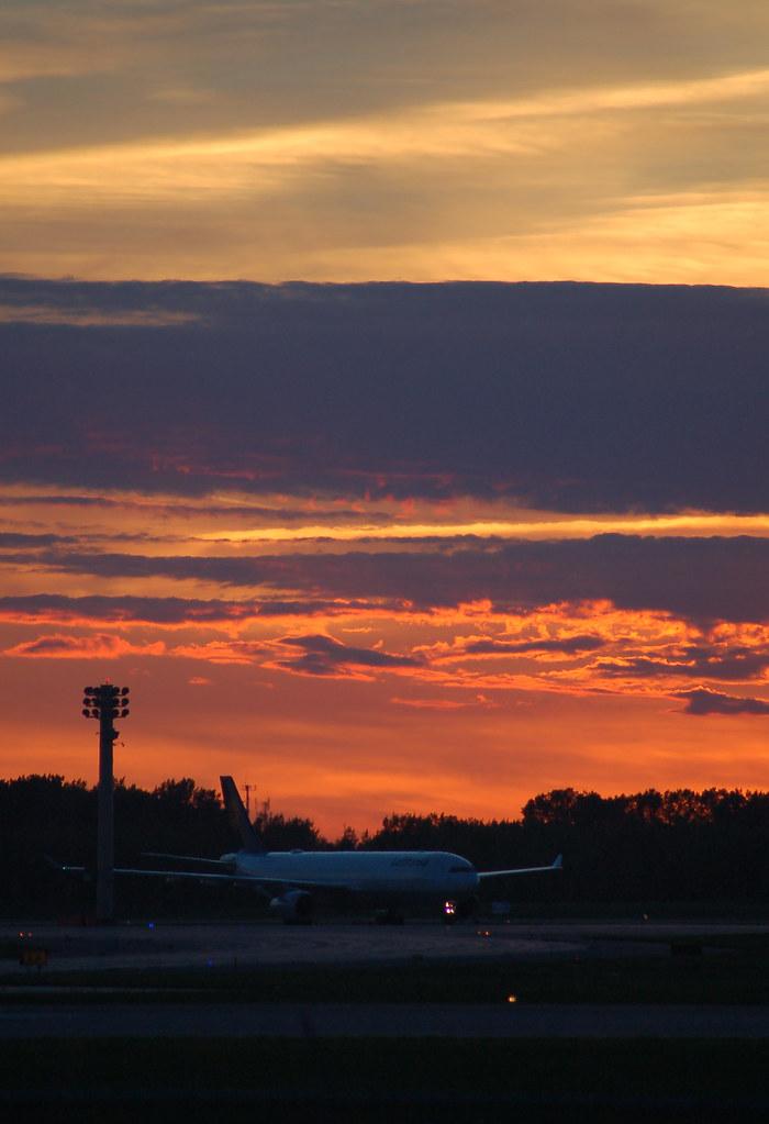 D-AIKP - A333 - Lufthansa