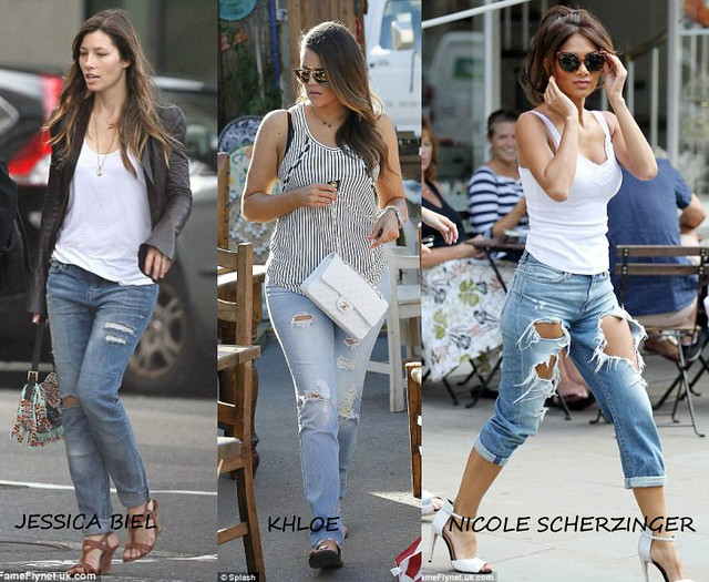 How to wear ripped jeans | FashionCadet