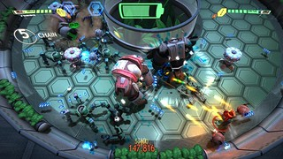Assault Android Cactus on PS4 and PS Vita