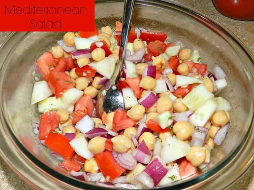 Mediterranean Salad3
