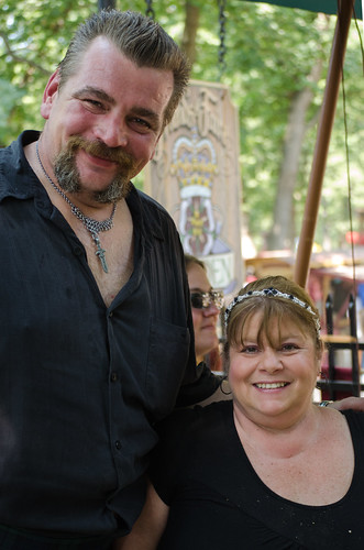 Mike Trykoski and his wife, Mary