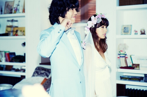 LEE HYORI WEDDING (1)