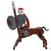M.O. Round 1: Armored Centaur by mpoh98